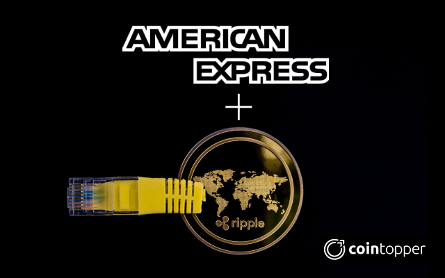 American Express join hands with Ripple XRP to expand its Cross-Border payment Solutions
