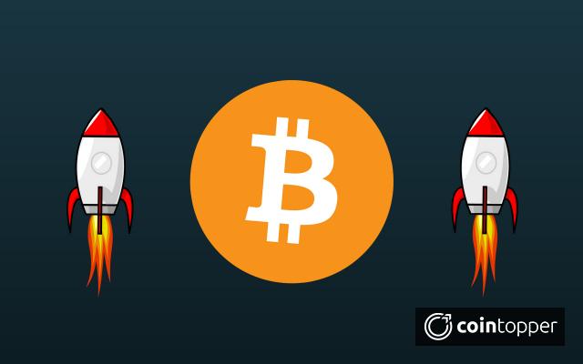 Bitcoin Crosses The Whopping $8300 mark With Overall Crypto Market Cap Hitting $300 Billion