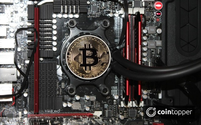 Difference between ASIC, GPU, and CPU mining