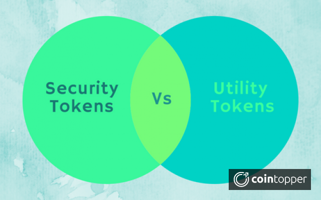ICO Basics: Difference Between Security Tokens And Utility Tokens