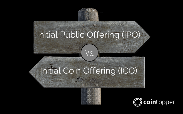 Initial Public Offering (IPO) Vs Initial Coin Offering(ICO) | The Ultimate Face-Off