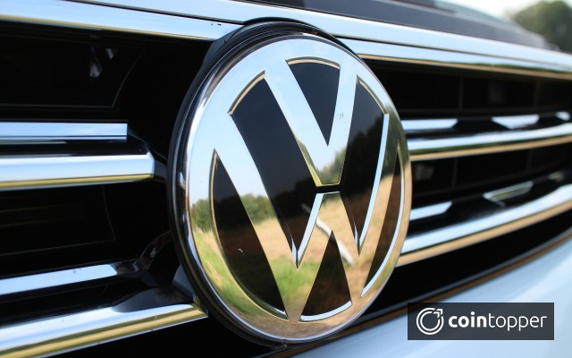 Volkswagen Group confirms Usage of Bitcoin, Ethereum and IOTA For Their Cars